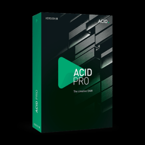 经典音频编辑拼接软件 MAGIX ACID Pro 8 v8.0.1+Sound Content PC