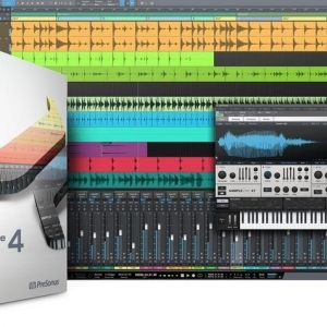 音乐制作利器 PreSonus Studio One 4 v4.6.2 PC/v4.6.1.55987 MAC