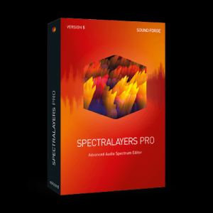 音频编辑处理软件 MAGIX SpectraLayers Pro v5.0.134 Incl Emulator PC