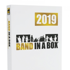 智能作曲编曲 Band-in-a-Box 2019 Build 632 PC+全套音色