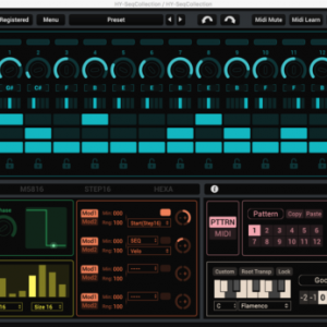音序器 HY-Plugins HY-SeqCollection v1.2.5.2 FIXED R2R PC MAC