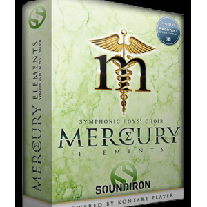 元素交响男孩合唱团 Soundiron Mercury Elements Player Edition