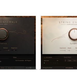 弦乐合奏 Native Instruments Symphony Series String Ensemble KONTAKT v1.42 PC/...
