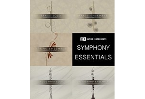 管弦音色精选 Native Instruments Symphony Essentials Kontakt