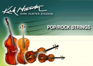 Kirk Hunter Pop/Rock Strings 流行/摇滚弦乐 PC/MAC