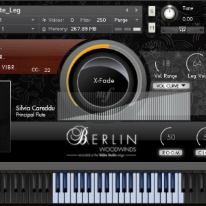 柏林木管 Orchestral Tools - Berlin Woodwinds v2.5 KONTAKT