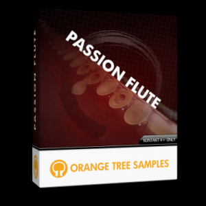 OrangeTreeSamples World Instruments Passion Flute 长笛