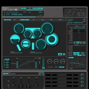 合成器 Roland ZENOLOGY Pro v1.52 PC MAC