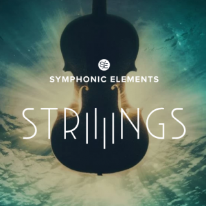 现代弦合奏 UJAM Symphonic Elements STRIIIINGS 1.0.0 PC